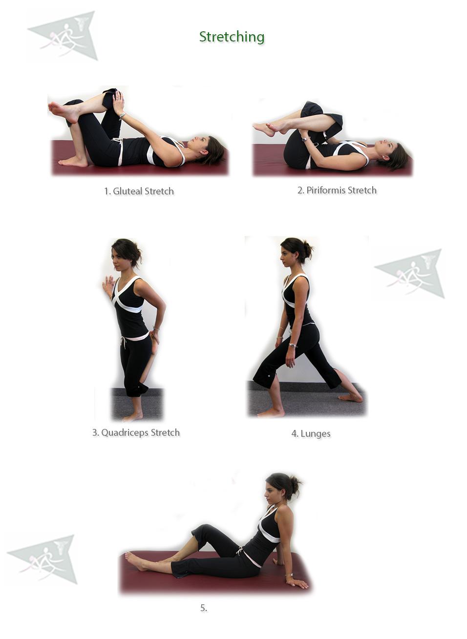 hip flexor rehab exercises pdf