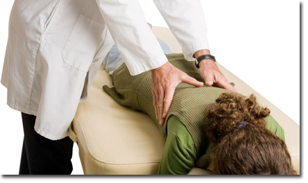 chiropractic muscle pain treatment