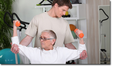 in-home rehab services