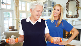 In-Home Rehabilitation Therapy Service