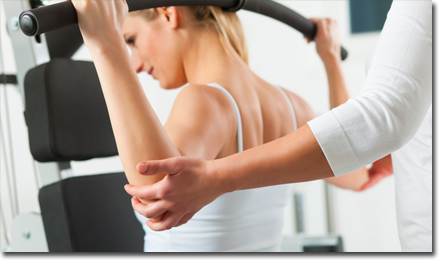 Physiotherapy rehabilitation in Richmond Hill