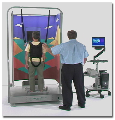 vestibular rehabilitation